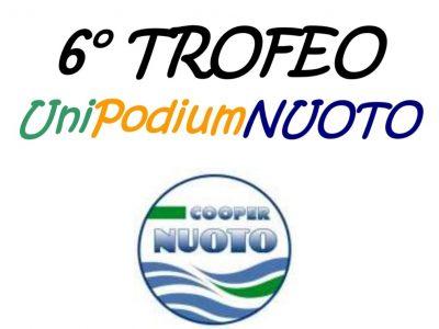 6° Trofeo UniPodiumNuoto