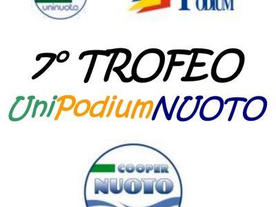 7° Trofeo UniPodiumNuoto